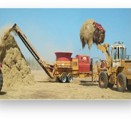 Southern sector Processing, Collection, Transportation and Treatment services of Agriculture Residues in Bani Sweef
